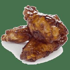أجنحة دجاج باربيكيو