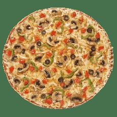 البيتزا النباتية