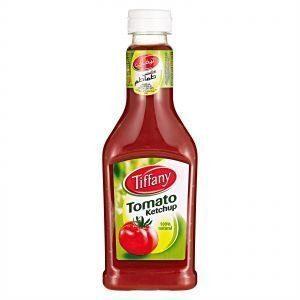 السعرات الحرارية في كاتشاب طماطم تيفاني