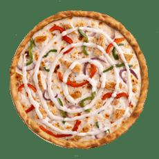 بيتزا دجاج فاهيتا