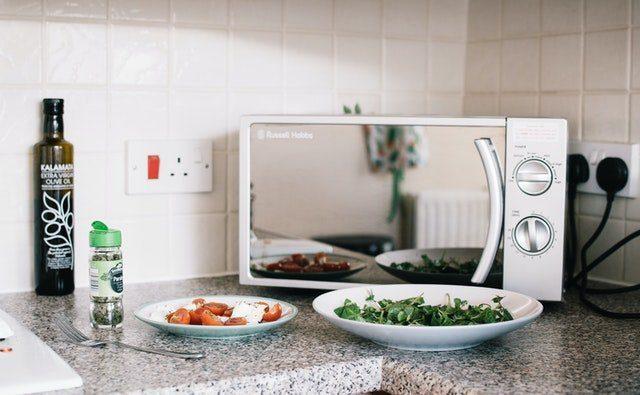 طريقة الطبخ في المايكروويف